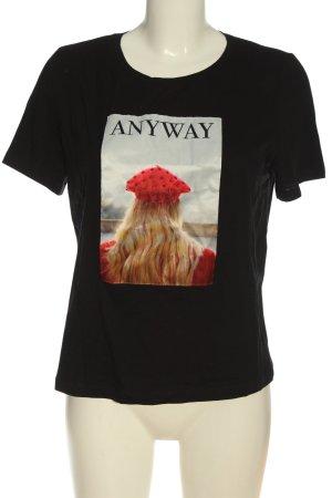 MNG T-Shirt Motivdruck Casual-Look