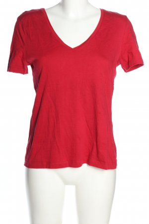 MNG T-Shirt rot Casual-Look
