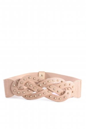 MNG Waist Belt pink casual look
