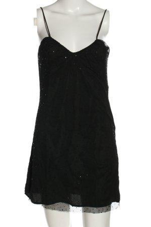 MNG Trägerkleid schwarz Elegant