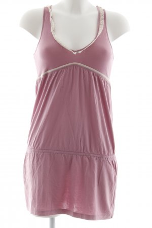 MNG Trägerkleid rosa Casual-Look