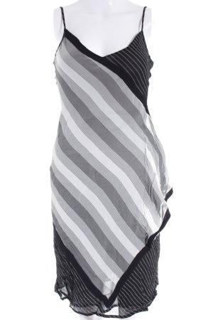 MNG Trägerkleid Streifenmuster Elegant