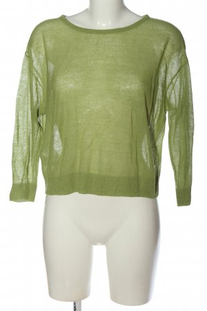 MNG U-Boot-Shirt grün Casual-Look