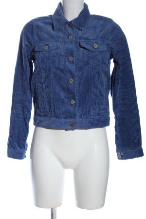 MNG Übergangsjacke blau Casual-Look