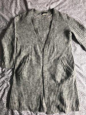 Mo hair/Wolle/Tierhaar blend cardigan