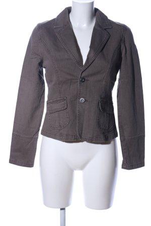 Mymo Short Jacket light grey casual look