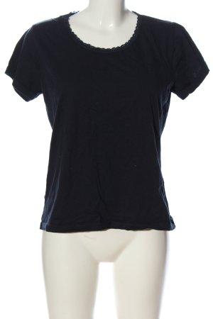 MMMMM T-Shirt blau Casual-Look