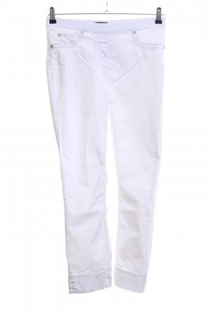 Mocca Italy Jeggings weiß Casual-Look