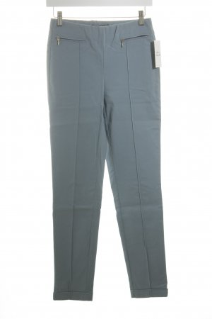 Mocca Italy Stretchhose himmelblau Casual-Look