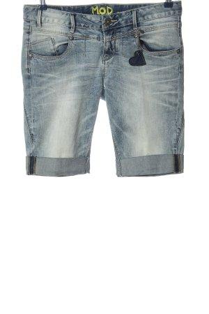MOD Short en jean bleu style décontracté