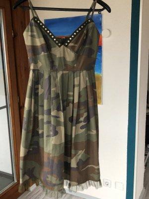 Moda International Summer Dress multicolored