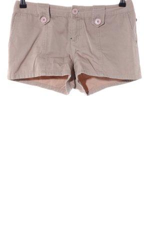 Moda International Hot Pants wollweiß Casual-Look