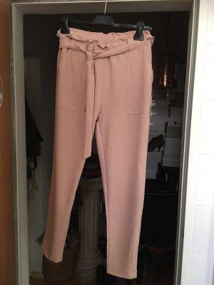 Made in Italy Pantalon taille haute multicolore