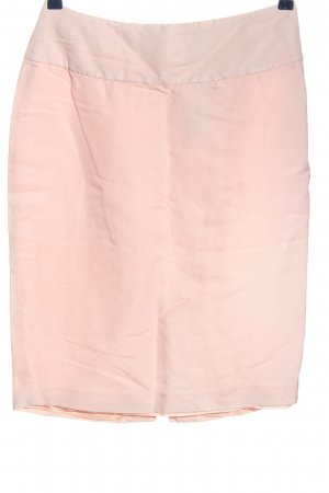 moda moda Midirock pink Casual-Look