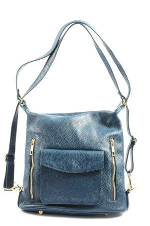 moda moda Borsetta mini blu stile casual