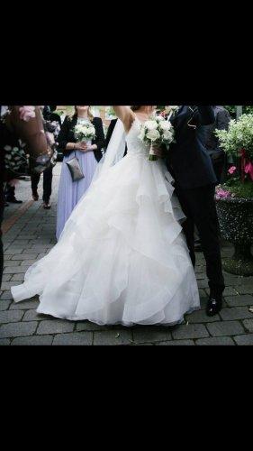 Modeca Vestido de novia blanco