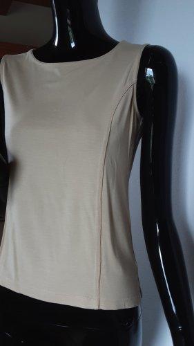 modee, hellgelbes Shirt, Gr. 36