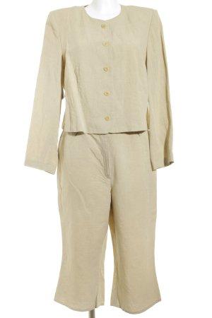 modee Kostüm beige Casual-Look