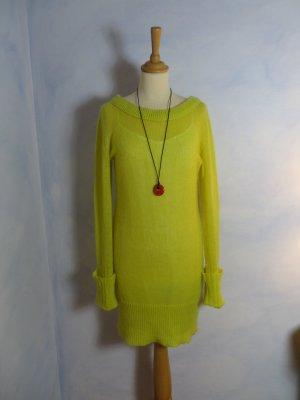 by Malene Birger Knitted Dress yellow mohair