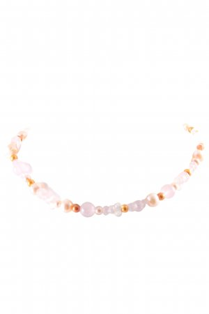 Modern Eves Perlenkette mehrfarbig Perlenverzierung