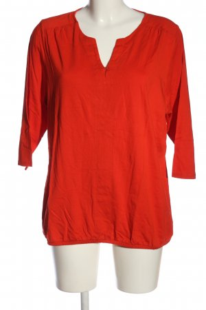 Modern women by Tschibo Schlupf-Bluse rot Casual-Look