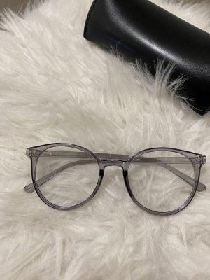 Okulary jasnoszary-szary