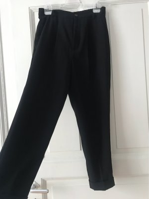 Zara Pantalón de vestir negro
