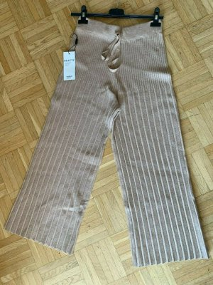 Made in Italy Pantalone culotte multicolore Viscosa