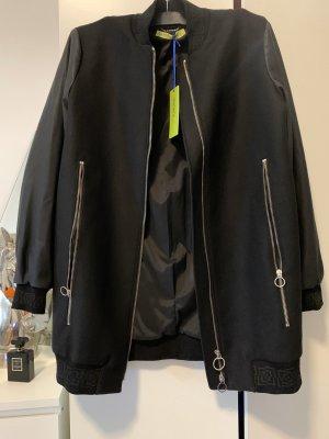 Versace Jeans Oversized Jacket black