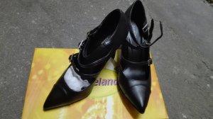 Graceland Tacones altos negro