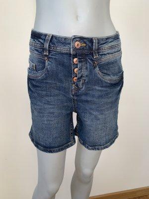 Tom Tailor Shorts blue