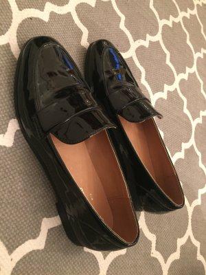 Anna Field Patent Leather Ballerinas black