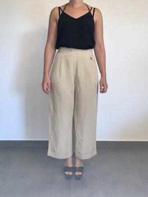 Gang Pantalone culotte beige