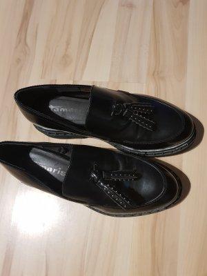 Tamaris Zapatos Mary Jane negro