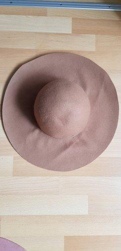 H&M Vilten hoed licht beige-beige