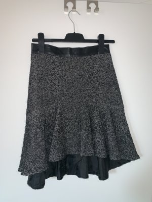 Imperial Flared Skirt multicolored cotton