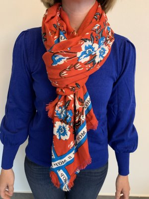 Marc O'Polo Summer Scarf red-blue
