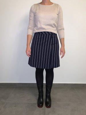 Gestuz Mini rok donkerblauw