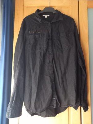Review Abito blusa camicia nero