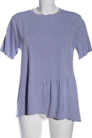 Modernsoul Strickshirt blau Casual-Look