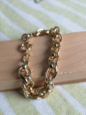 Braccialetto sottile oro
