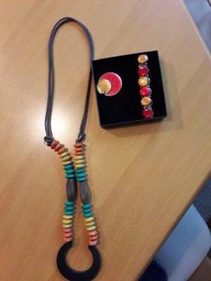 Collier Necklace multicolored