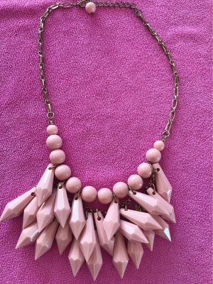 0039 Italy Collier Necklace nude
