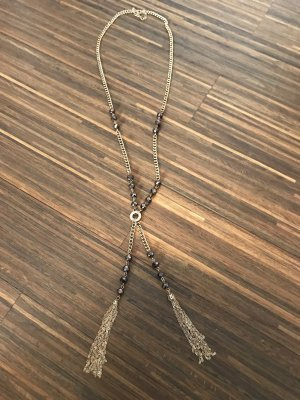 Link Chain sand brown-brown