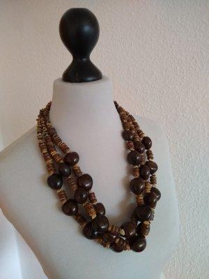 Modeschmuck - kette - Perlen