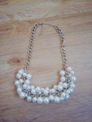 Modeschmuck Perlen Kette