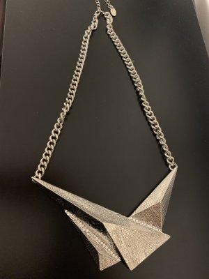 Modeschmuck Silber Halskette