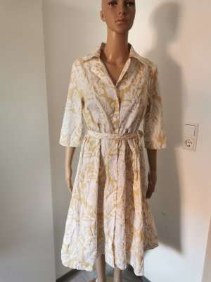 Modeszene Vintage Damen Kleid Blusenkleid Maxikleid Größe 42 NEU