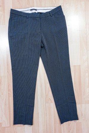 modische 7/8 Bügelfaltenhose / Bundfaltenhose