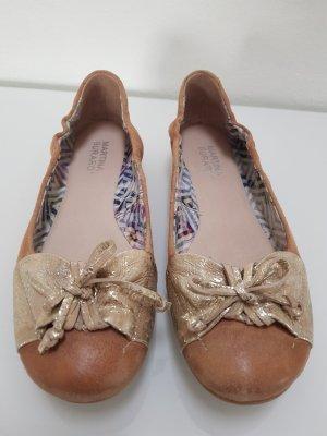 Modische Ballerina von Martina Buraro  Größe 40